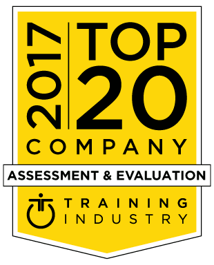 2017 Top Assessment and Evaluation Companies - Training Industry