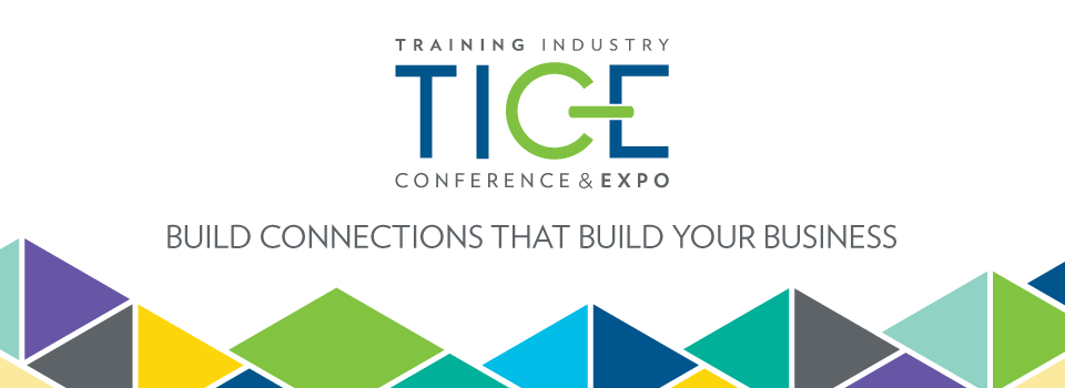 Training Industry Conference Sponsors