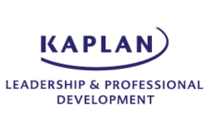 Kaplan Leadership & Professional Development