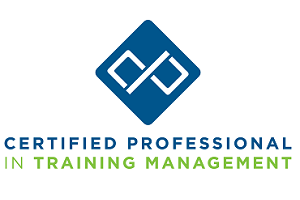 Certified Professional in Training Management
