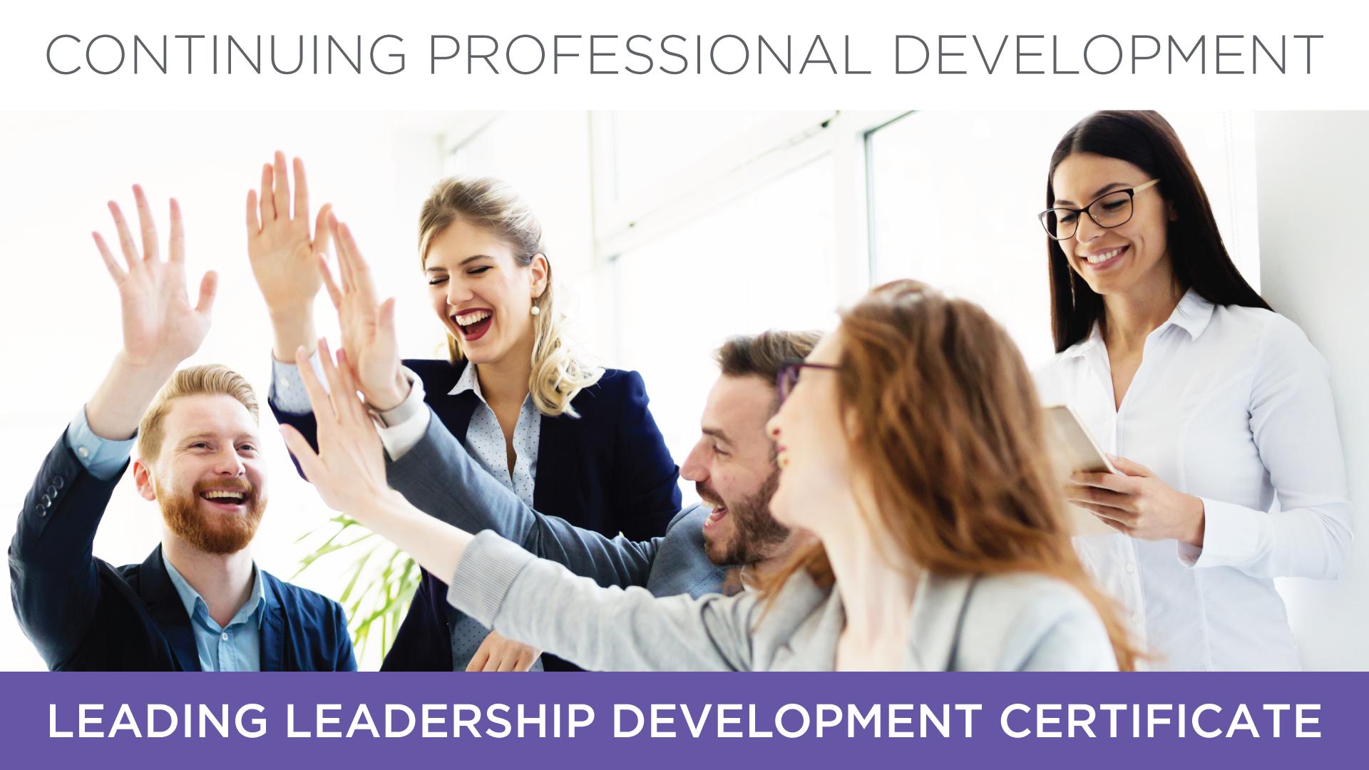 Leading Leadership Development Certificate