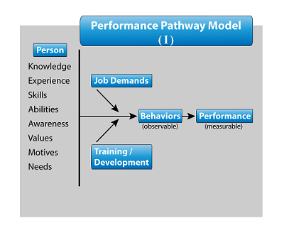 The Performance Pathway Model Training Industry
