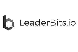 LeaderBits.io logo