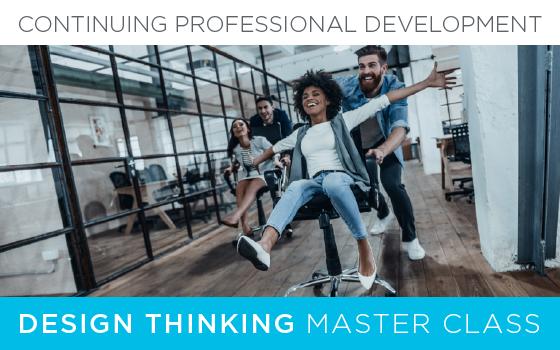 Design thinking master class