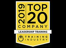 2019 Leadership Training Award