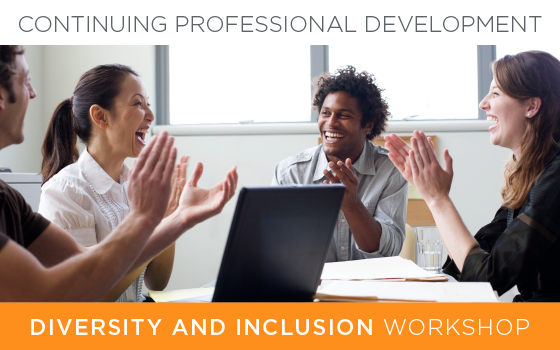 Diversity and Inclusion master class